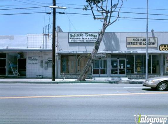 Artistic Design - Doors and Windows - Van Nuys, CA