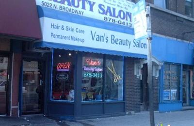 Van s salon laser center n broadway st chicago il