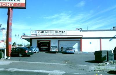 Car Audio Heaven - San Diego, CA