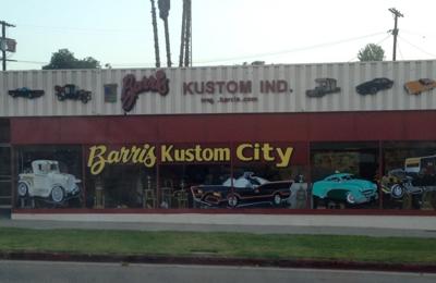Barris Kustom Industries - North Hollywood, CA. Barris Kustom City