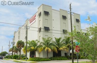 CubeSmart Self Storage - Fort Lauderdale, FL