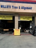 A place to replace your tires brakes suspension shocks struts drive axles wheel bearings Axel alignment please call us at 323_604_0905