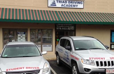 Triad Driving Academy - Beverly, MA
