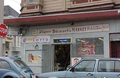 Stewart's Grocery - San Francisco, CA