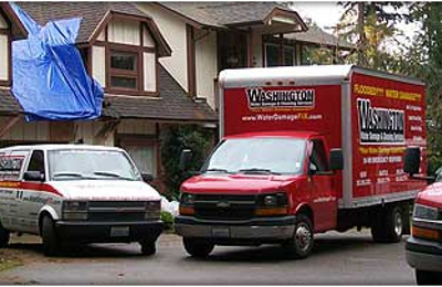 Washington Water Damage & Cleaning Services - Kent, WA