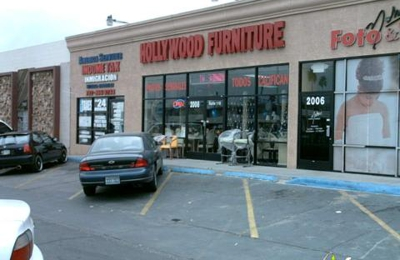 Hollywood Furniture Iii 2008 E Charleston Blvd Las Vegas Nv 89104