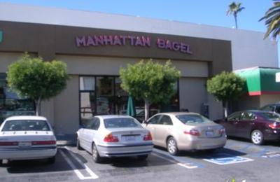 Manhattan Bagel - Studio City, CA