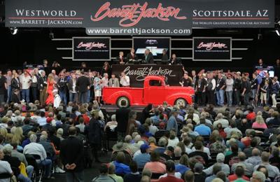 Barrett-Jackson Auction Company LLC - Scottsdale, AZ
