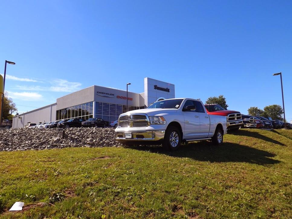 Summit Chrysler Dodge Jeep Ram 1553 Upper Lenox Ave Oneida Ny