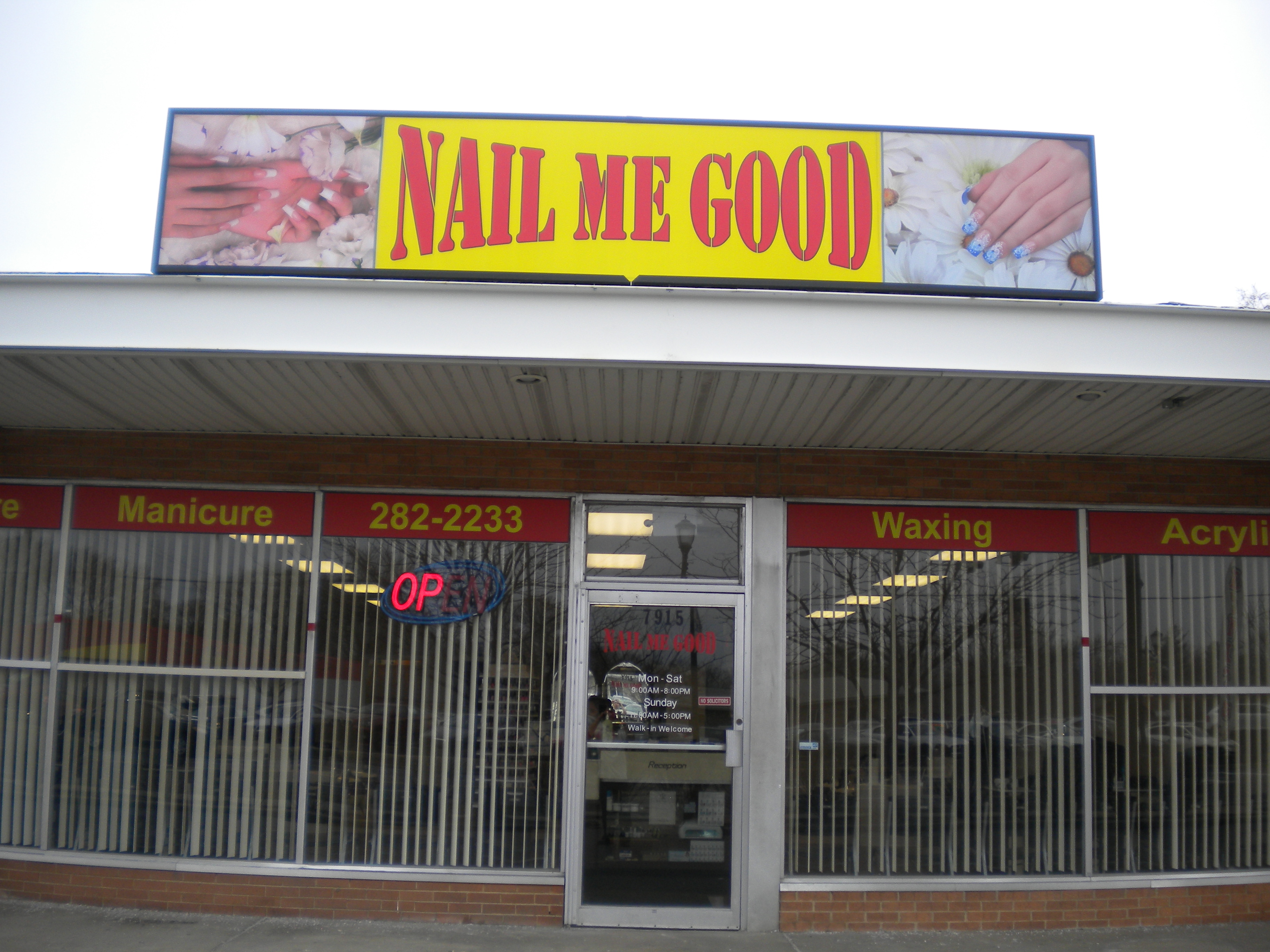 Nail Salons Near Me Open Till 9 Gel Nails Filing