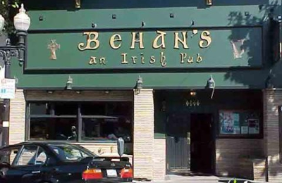 Behan's Irish Pub - Burlingame, CA