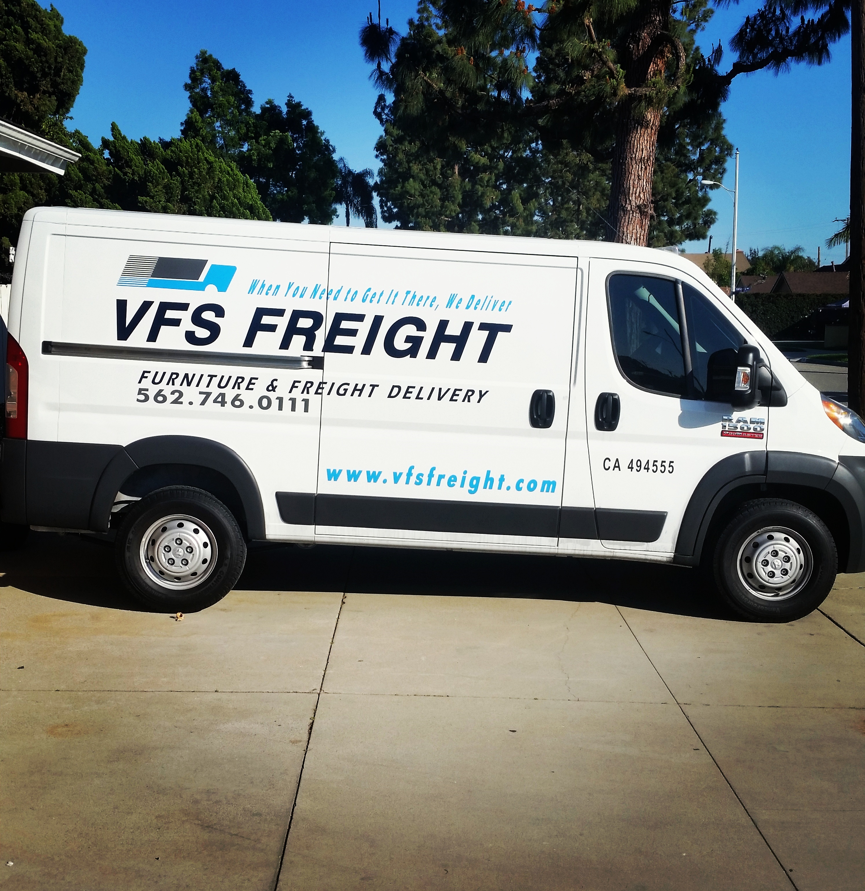 Furniture And Freight Delivery Services 340