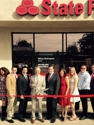 Grand opening May 29th 2015 with local and state representatives and members of the community.