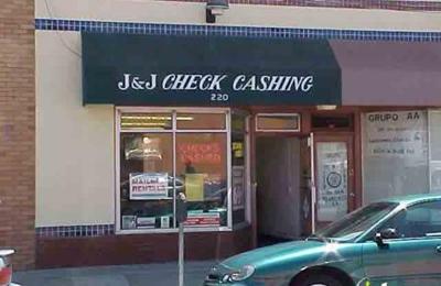 J & J Check Cashing - South San Francisco, CA