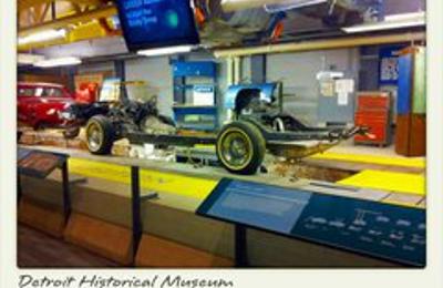 Detroit Historical Museum - Detroit, MI