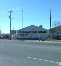 Albuquerque Salvage Yards >> South Coors Truck Salvage 1125 Old Coors Dr Sw Albuquerque Nm