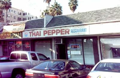 Thai Pepper Restaurant - Los Angeles, CA