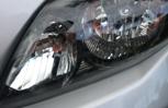 Headlights Restoration service (finish)