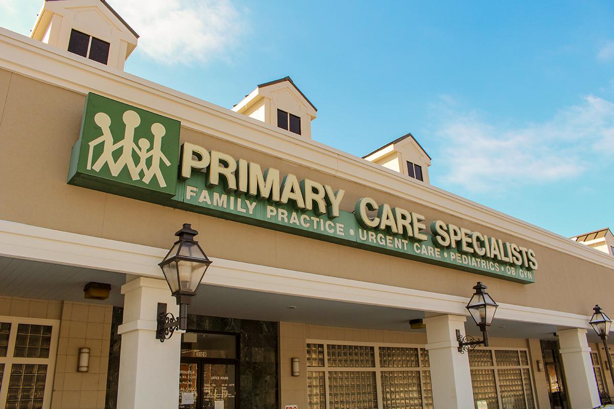 Primary Care Specialists Inc 3109 Walnut Grove Rd Memphis