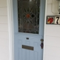 Top Notch Tom - Milford, OH. Front door. Great attention to detail.