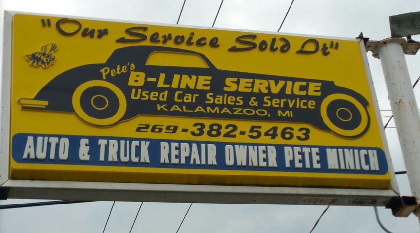 b line service inc 4305 portage st kalamazoo mi 49001. Black Bedroom Furniture Sets. Home Design Ideas