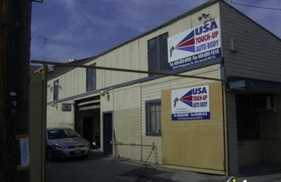 USA Touch Up Auto Body Shop - San Jose, CA