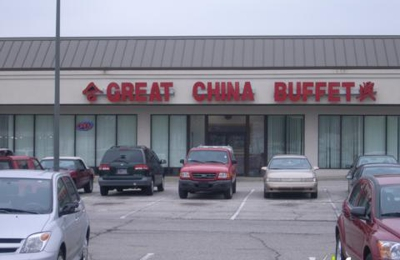 Great China Buffet - Indianapolis, IN