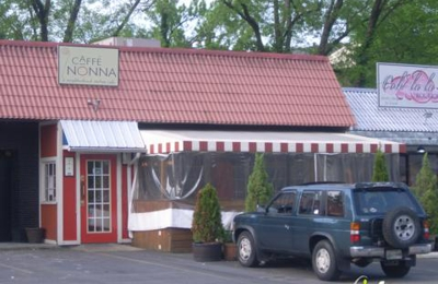 Cafe Nonna - Nashville, TN