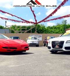 Accumotors Auto Sales - San Antonio, TX