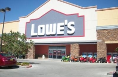 Lowe S Home Improvement 3805 Northern Blvd Ne Rio Rancho