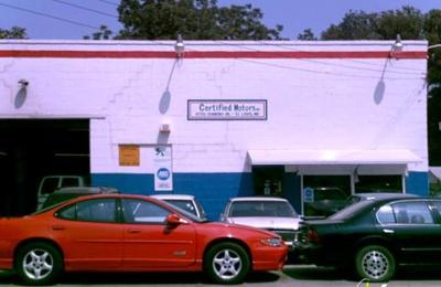 Certified Motor Co - Saint Louis, MO