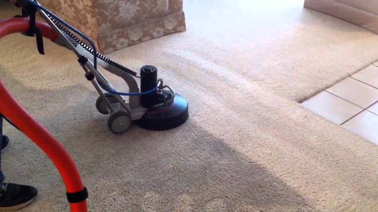 Obtaining a Professional Carpet Cleaning - Its Advantages