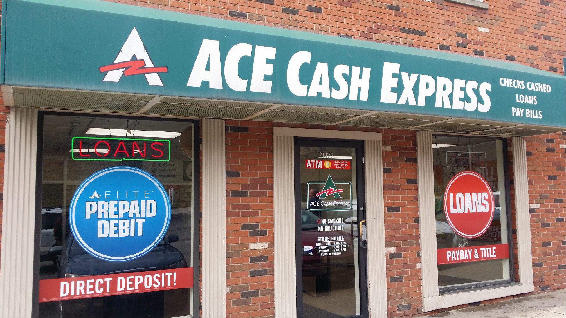 Payday loan for bad credit photo 1