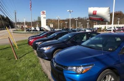 Wonderful Toyota Of Greensburg   Greensburg, PA