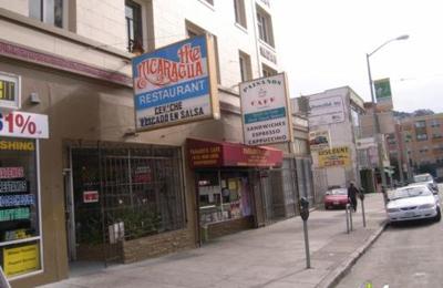 Nicaragua Restaurant - San Francisco, CA
