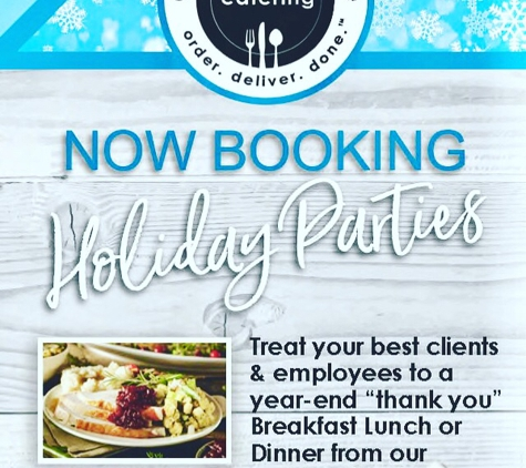 Corporate Source Catering & Events - Horsham, PA. Now booking holiday parties Corporate Source Catering