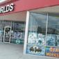 Alien Worlds Comic & Games - San Antonio, TX
