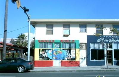 Reggae World - San Diego, CA