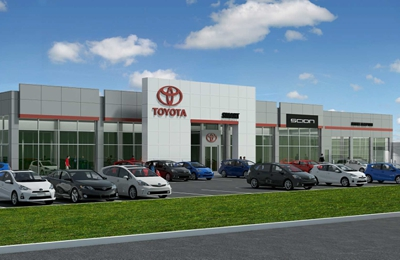 Smart Toyota Quad Cities - Davenport, IA