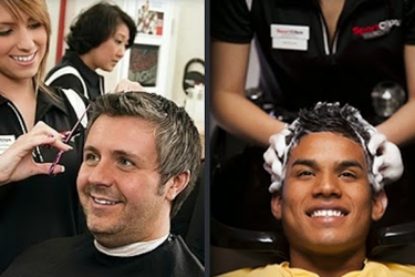 Sport Clips Haircuts of Mayfield Heights - Golden Gate Plaza