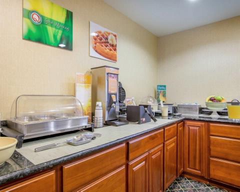 Quality Inn & Suites, Weed CA