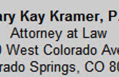 Kramer Mary Kay Attorney - Colorado Springs, CO
