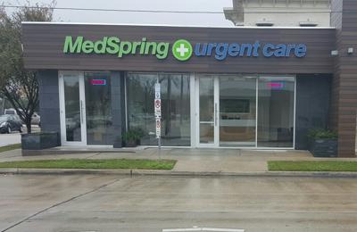 MedSpring Urgent Care - Midtown Houston - Houston, TX