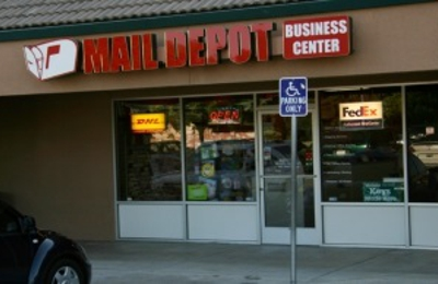 Mail Depot Business Center - Riverbank, CA