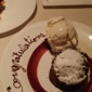 Roy's Restaurant - Pasadena, CA. Molten Chocolate Cake