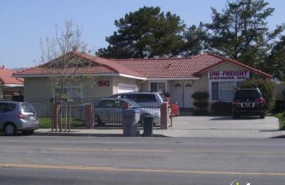Uni-Freight Express Inc - San Jose, CA