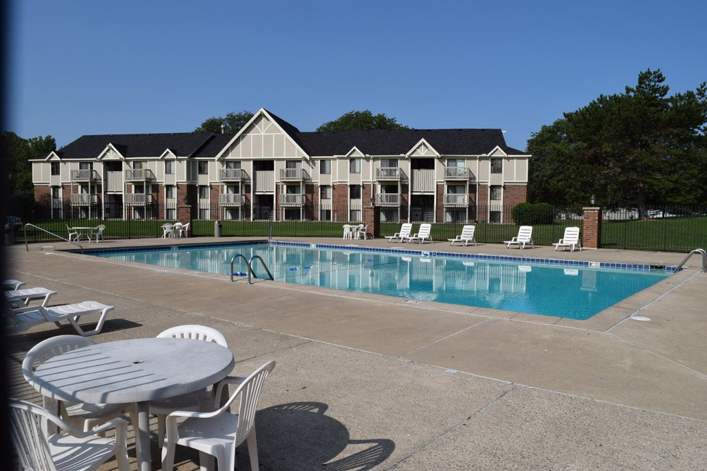 Waverly Park Apartments 4030 Hartford Rd Lansing Mi