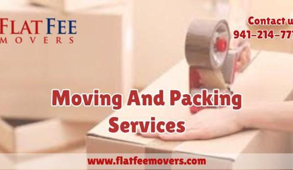 Flat Fee Moving LLC - Sarasota, FL