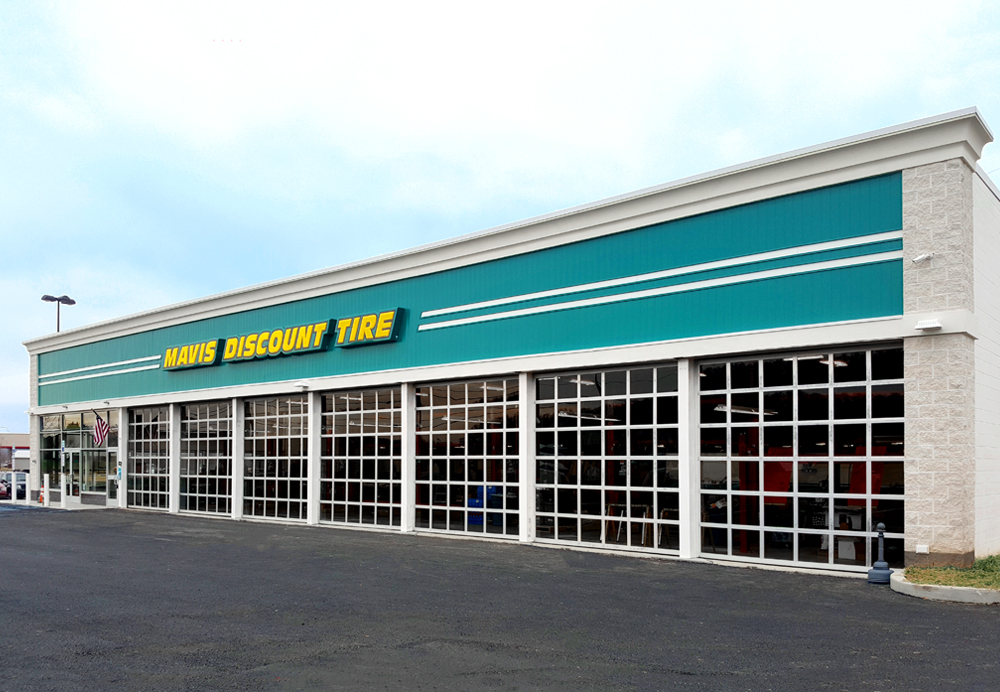 Mavis Discount Tire 1060 Crossings Blvd Elverson Pa 19520 Yp Com
