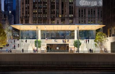 Apple Michigan Avenue - Chicago, IL